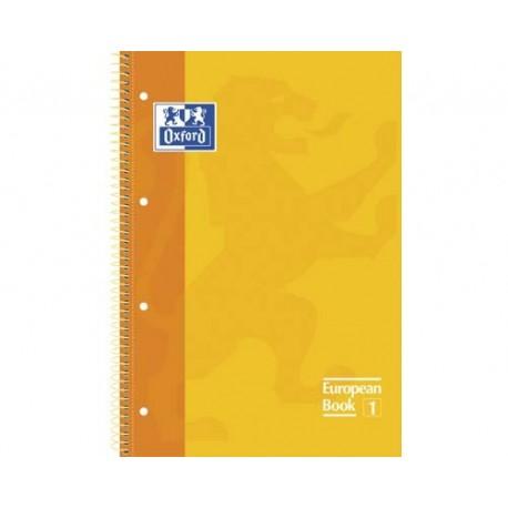CUADERNO EUROPEAN BOOK 1 TAPA EXTRA DURA