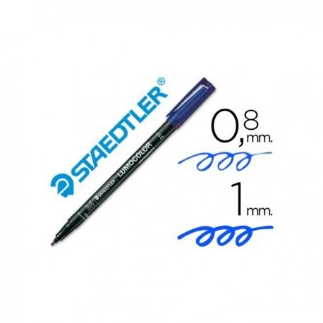 """Staedtler marcador 317 lumocolor """"M"""" permanente"""
