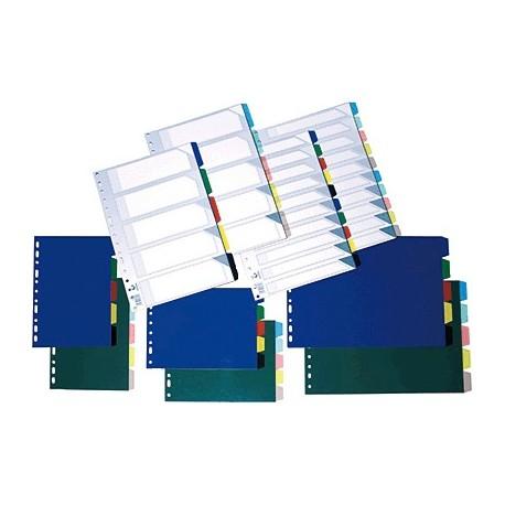 Grafoplas separadores polipropileno 4º natural