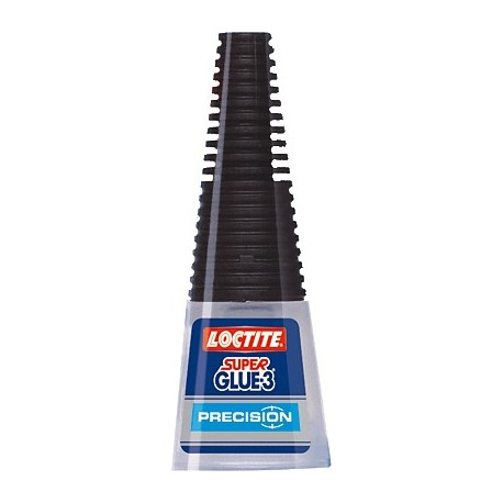 Tubo Super Glue-3 Loctite Precisión