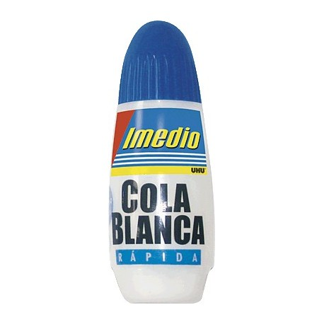 Botella cola blanca Imedio
