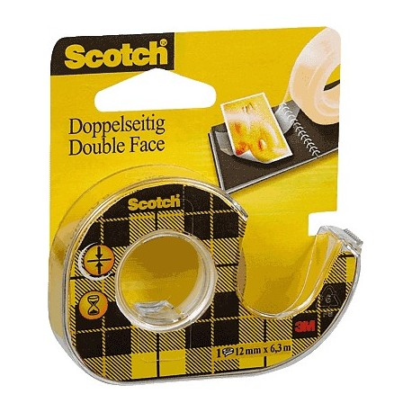 Cinta adhesiva Scoth doble cara
