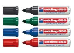 Edding 550 marcador permanente