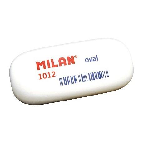 Milan goma de borrar 1012 ovalada
