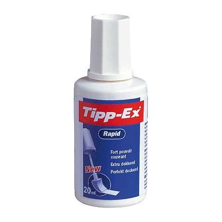 Tipp-ex rapid corrector líquido