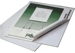 Faibo blocks de papel para caballete