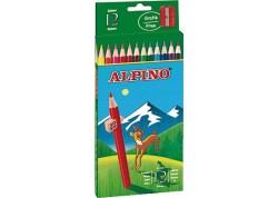 Alpino lápices largos de colores