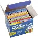 Giotto caja de tizas redondas