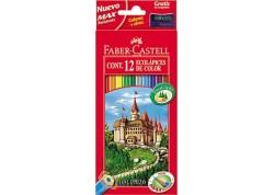 Faber castell Ecolápiz de color hexagonales