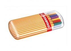 Stabilo Point 88 rotuladores punta de fibra