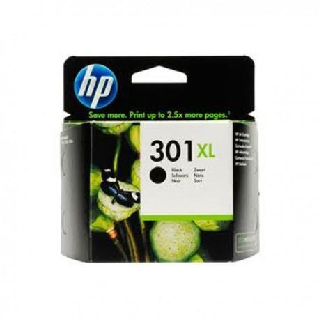 HP cartucho de tinta HP 301XL negro
