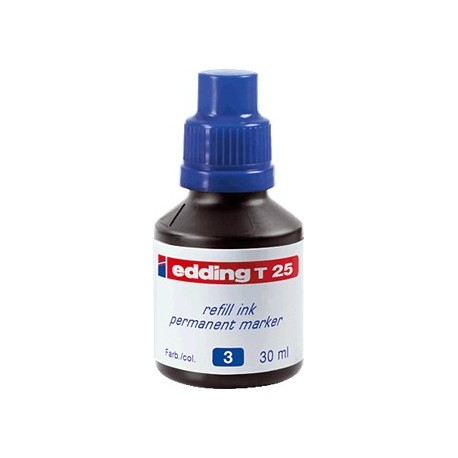 Edding frasco tinta rotulador 30 ml.