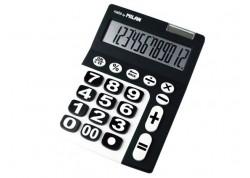 Milán calculadora de sobremesa Touch Negra