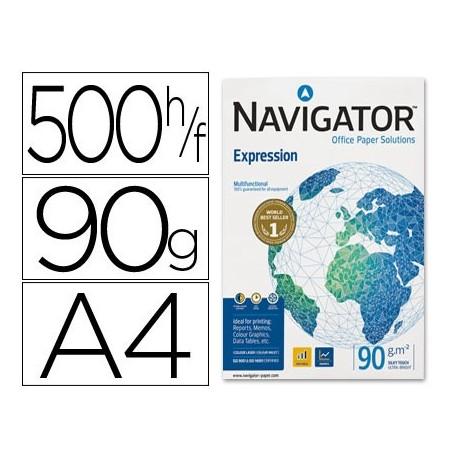 Navigator Expression paquete papel 500 hojas 90 gr.
