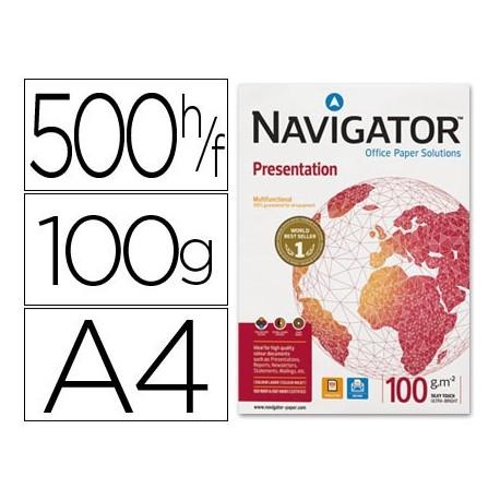 Navigator Presentacion paquete papel 500 hojas 100 gr.