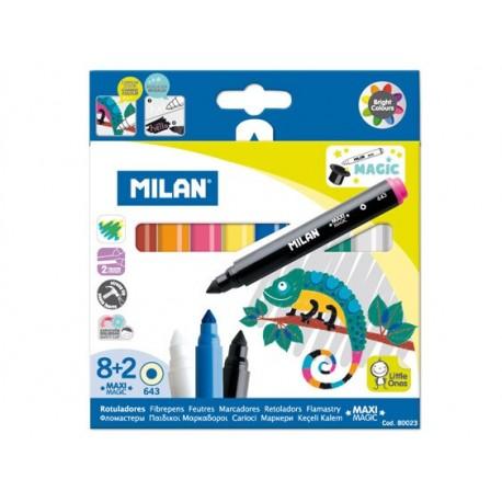 Milan rotuladores Maxi Magic