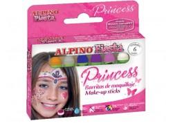 Alpino fiesta Maquillaje princesas