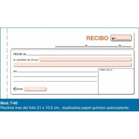 Loan talonario recibos duplicado