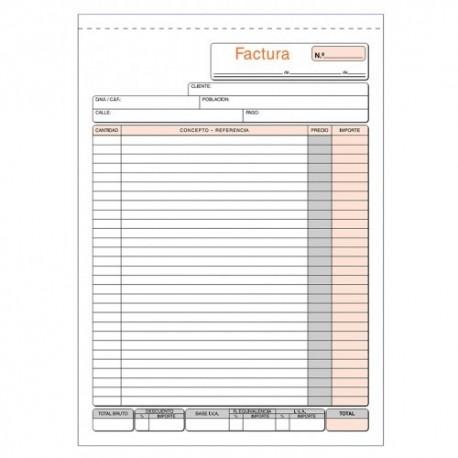 Loan talonario facturas duplicado