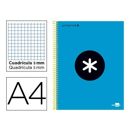 Antartik cuaderno microperforado