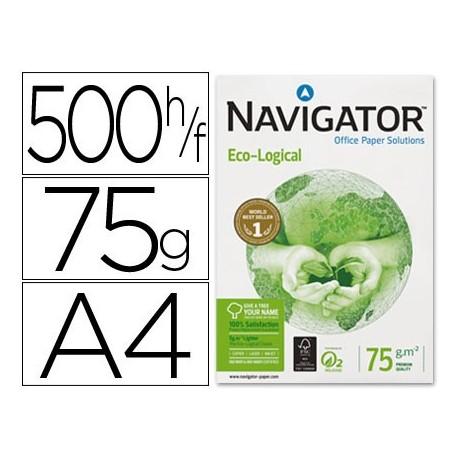 Navigator Eco-Logical caja de 5 paquetes papel 500 hojas