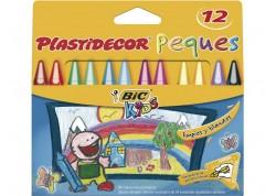 Bic Kids lápices Plastidecor Peques