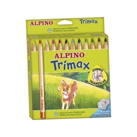Alpino lápices color Trimax