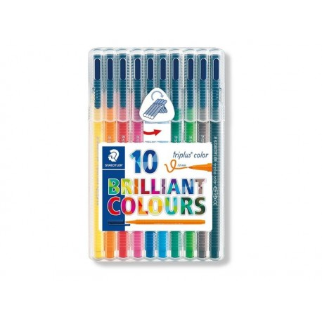 Staedtler rotuladores Triplus Color 323