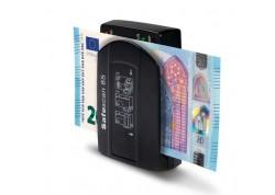 Safescan detector de billetes falsos S-85 de bolsillo, portátil