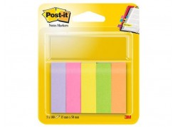 Post-it mini-notas adhesivas neón