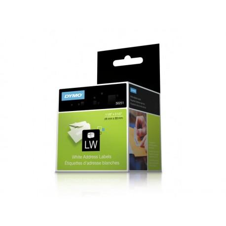 Dymo rollos de etiquetas LW (LabelWriter)