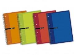 Enri cuaderno microperforado tapa extradura