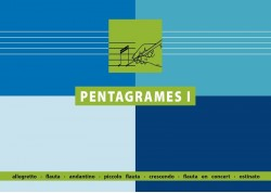Bromera Pentagrames primaria 1 libreta 4º