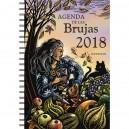 Agenda de la brujas 2018 de Llewellyn