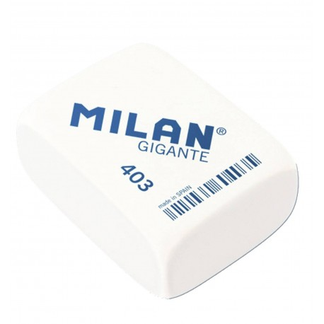 Milan goma de borrar gigante 403