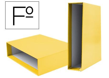 Liderpapel caja archivador color lomo ancho