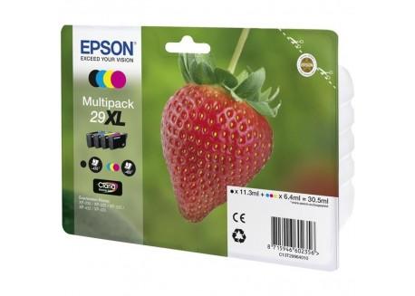 Epson pack 4 cartuchos T29XL