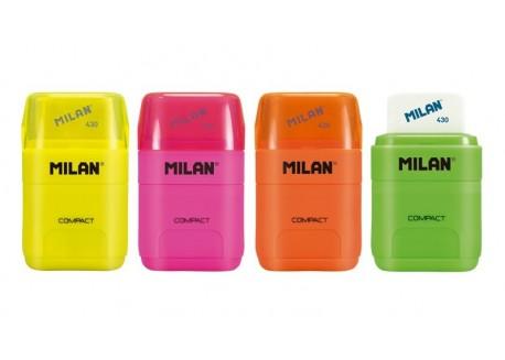 Milán afilaborra Compact Flúo