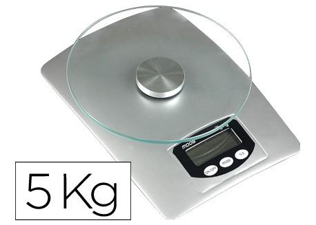 Q-connect pesacartas electronico 5 kg