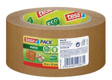 Tesa cinta embalaje papel ecológico