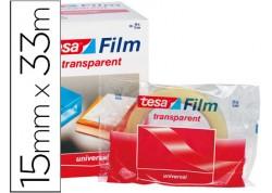 Cinta adhesiva transparente Tesa