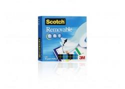 Cinta adhesiva Scoth Magic removible