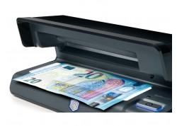 Safescan detector de billetes falsos 70 negro