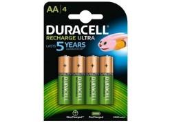 Duracell blister 4 pilas recargables HR06 AA