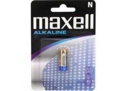 Maxell blister 1 pila alcalina LR01- N