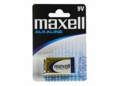Maxell blister 1 pila LR09/ 6LF22 9v