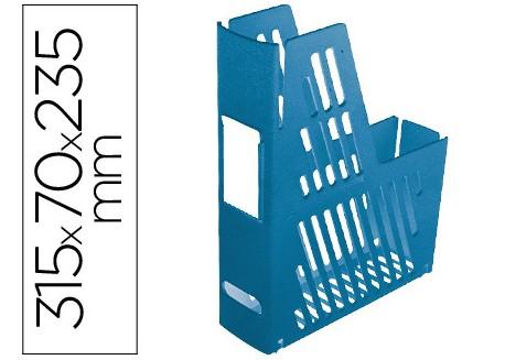 Archivo 2000 - 2 revisteros plástico