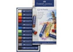 Faber Castell ceras oil pastel Creative Studio