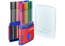 Stabilo Pen 68 rotuladores punta de fibra