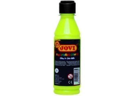 Jovi témpera líquida fluorescente 250 ml.